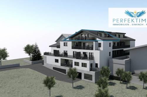 Tolle 4 Zimmer Neubauwohnung in der Wohnanlage Zschirgantblick in Tarrenz (Top 13)