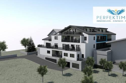 Tolle 2 Zimmer Neubauwohnung in der Wohnanlage Zschirgantblick in Tarrenz (Top 15)