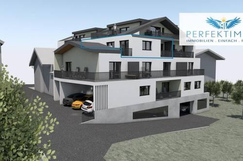 Tolle 2 Zimmer Neubauwohnung in der Wohnanlage Zschirgantblick in Tarrenz (Top 17)