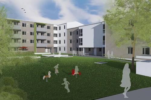 Neubau-Mietwohnungen in Laakirchen