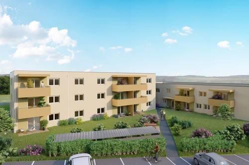 Neubau-Mietwohnung in Taufkirchen mit Garten
