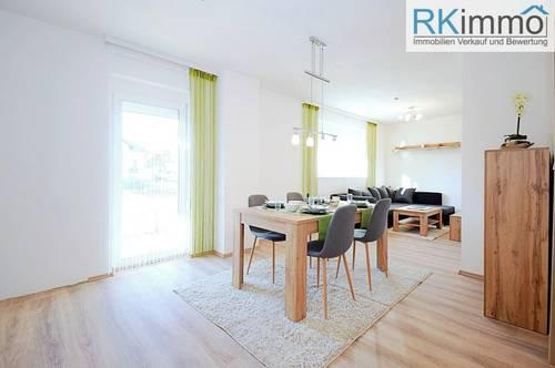 Neubau Wohnungen zu mieten von 46 – 90 m² teilweise mit Garten