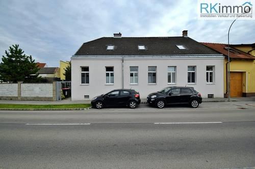 Anlageobjekt Schnellbah Vorort Mehrfamilienhaus 466 m² Eigengrund 3 Wohneinheiten