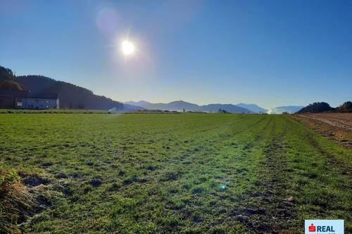 Kraig Bauland und Bio-Ackerflächen