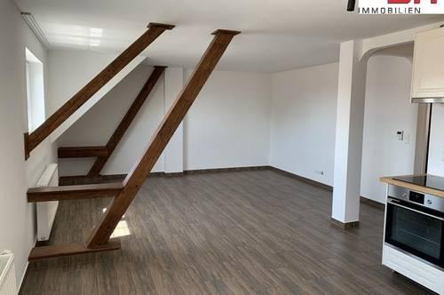 Charmante Dachgeschoss-Mietwohnung