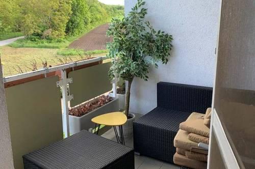 4-Zimmer-Wohnung mit Loggia+Garage
