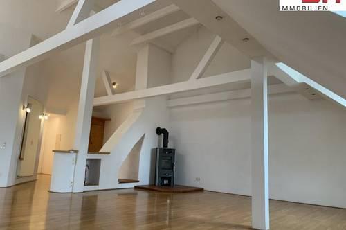 110m² LOFTWOHNUNG mit Terrasse