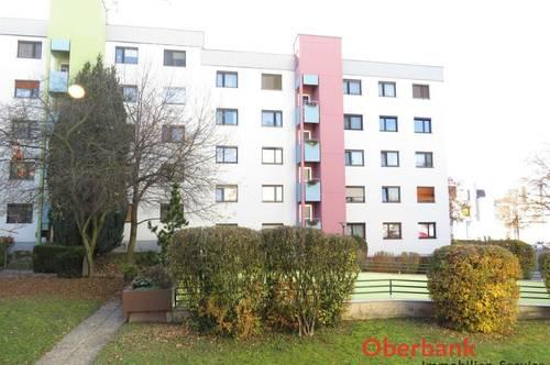 Großzügige Wohnung inkl. Balkon und Tiefgaragenstellplatz