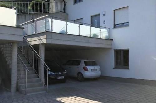 Kleine Wohnung mit großer Terrasse