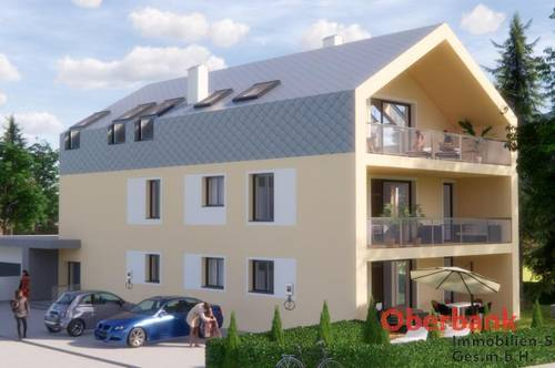 Verkaufsstart - Modernes Architektenhaus - Penthouse