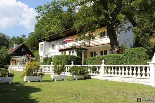 Stadtschlaining: Großes Wohnhaus in toller Lage mit Waldgrundstücken