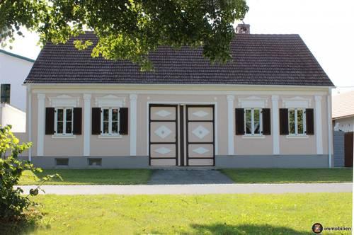 Weinidylle Südburgenland: Revitalisierter Streckhof in ruhiger Lage