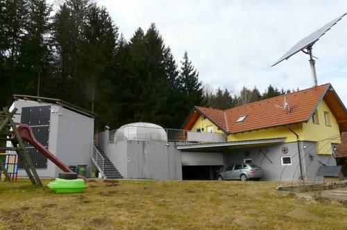 Außergewöhnliches Mehrfamilienhaus (Wohnen und Arbeiten)