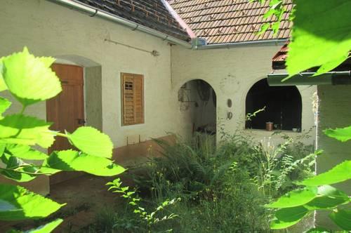 Nähe Fürstenfeld: Bauernhaus am Waldrand - absolute Alleinlage!