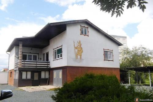 Oberwart: Einfamilienhaus im Zentrum