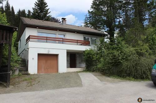 RESERVIERT!! Einfamilienhaus Südhang Semmering