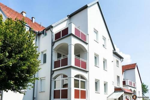 PROVISIONSFREI! Großpetersdorf: Zentral gelegene Genossenschaftswohnung!