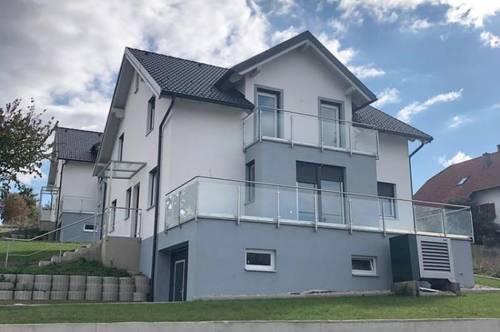 Neubau in Traumlage - schöner Fernblick