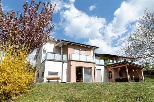 ZU VERMIETEN: Wunderschönes, modernes Einfamilienhaus mit großem Garten