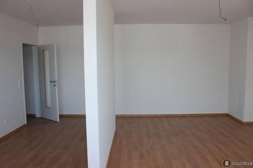 Erstbezug 2-Zimmer Wohnung + Balkon (Mietkauf möglich)