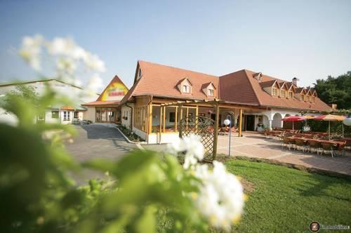 Familienhotel mit Restaurant und Tennishalle sucht neuen Eigentümer!