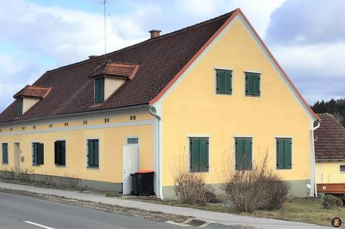 Südburgenland: Vierkanthof mit Nebengebäuden!