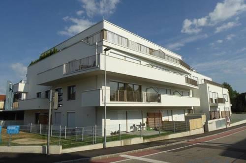 Neuwertige und hochwertig ausgestattete Eigentumswohnung mit Eigengartenanteil in Toplage in 2700 Wiener Neustadt