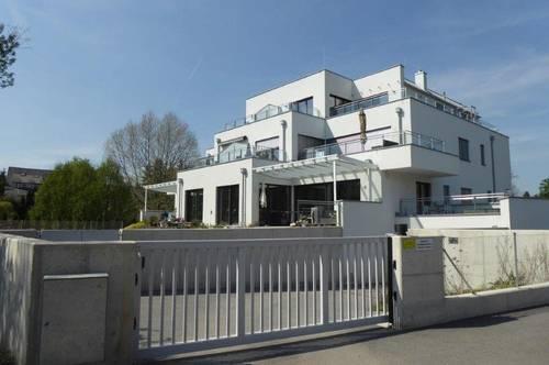 Großzügig angelegte, hochwertige Mietwohnung mit zwei Terrassen und PKW-Abstellplätze in ruhiger Lage im Ungarviertel in 2700 Wiener Neustadt
