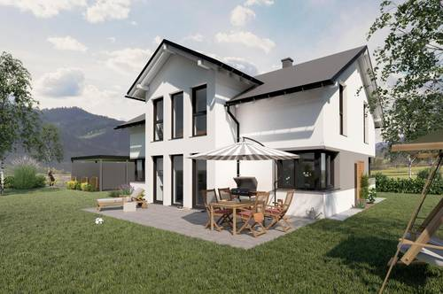 Neubauprojekt! Wunderschönes Einfamilienwohnhaus
