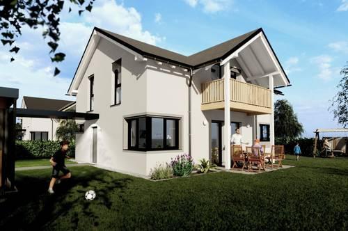 Wunderschönes Einfamilienwohnhaus inklusive Grundstück - Belagsfertig