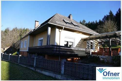 Das perfekte Zuhause für zwei Familien - mit einmaliger Aussicht!