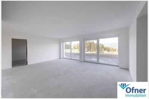 Provisionsfreier Erstbezug: belagsfertige 3-Zimmer-Wohnung in Bärnbacher Höhenlage