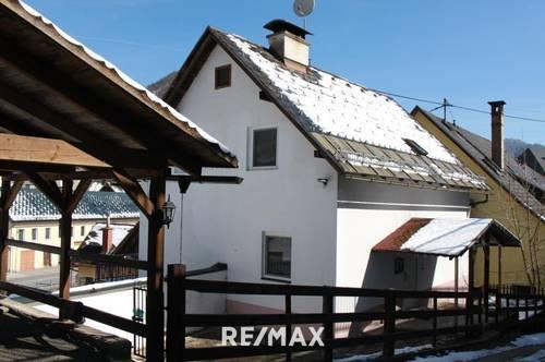Kleines Wohnhaus oder Ferienhaus