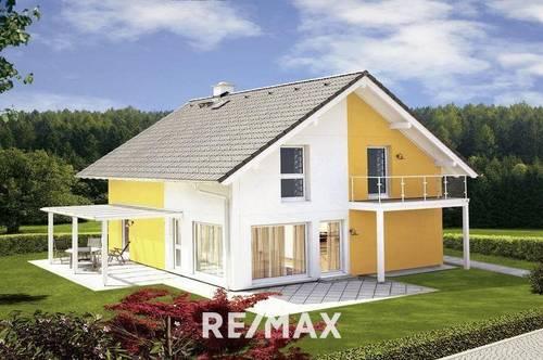 ein wunderschönes Baugrundstück für ihr zukünftiges Eigenheim...