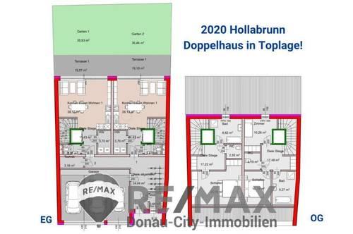 """""""Doppelhaus in Toplage von Hollabrunn"""""""
