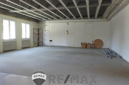 <b>&quot;Einzigartiges Gewerbeobjekt im 2. Obergeschoß mitten im Zentrum; 100 - 300 m² Nutzfläche!&quot;</b>