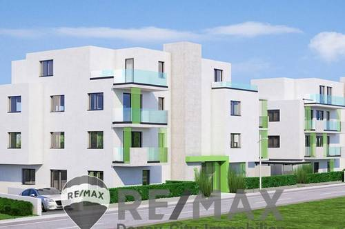 Kompakte und ruhige Wohnung im Grünen