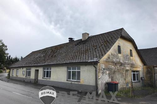 <b>&quot;BAUTRÄGER aufgepasst: Grundstück mit Abbruchhaus im Bezirk Gmünd!&quot;</b>