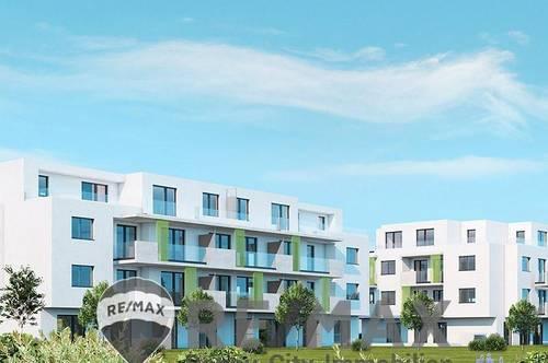 Ausgeklügelte 2 Zimmer-Wohnung mit großem Balkon