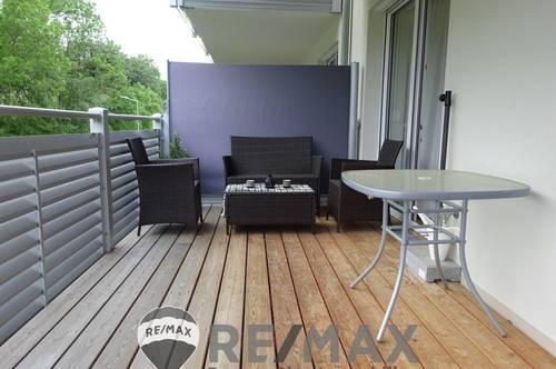<b>&quot;Balkonmietwohnung mit 13 m² Balkon - Lift  - Tiefgarage - Nähe Tullnerfelder Bahnhof!&quot;</b>