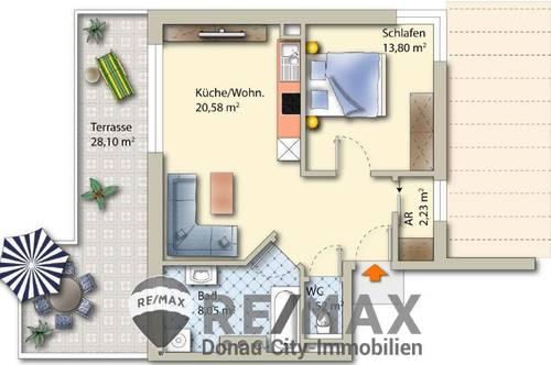 <b>&quot;Neubau in Teesdorf mit großer Terrasse!&quot;</b>