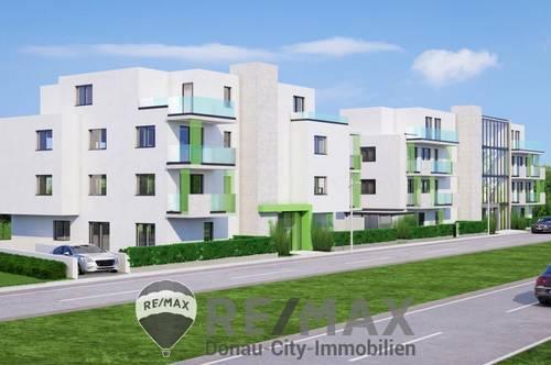 4-Zimmer-Wohnung mit 2 Terrassen   DG ohne Dachschrägen   Erstbezug