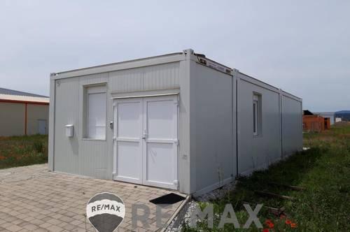<b>&quot;Büro oder Lager im Gewerbepark Theresienfeld&quot;</b>