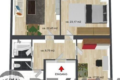 <b>&quot;3 Zimmer - Aussen Hui - Innen zum Herrichten&quot;</b>