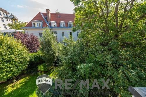 <b>&quot;elegantes Dachgeschoss in der Nähe von Privatklinik Rudolfinerhaus&quot;</b>