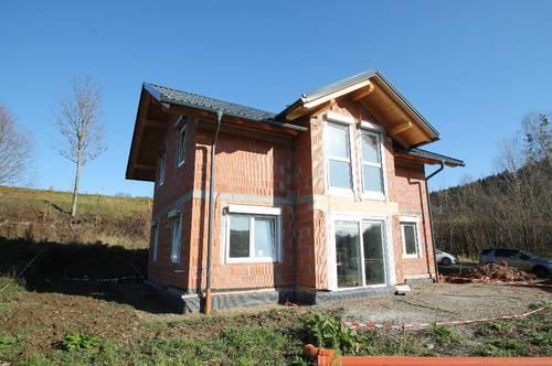 Neues Einfamilienhaus nähe Althofen zum Fertigstellen