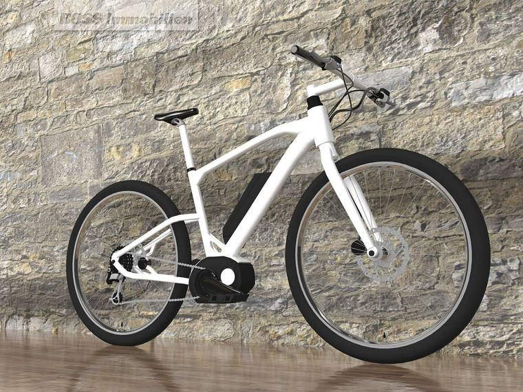 31 Ausstattung - E-Bike