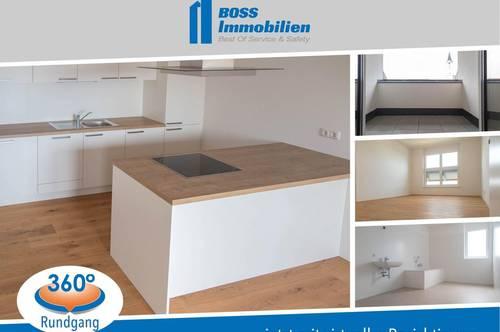 ERSTBEZUG! Phantastische Moderne Wohnung mit Ausblick - Top A13