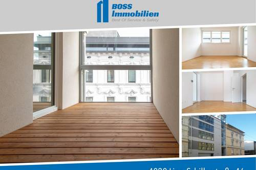Moderner Lebensraum in Linz