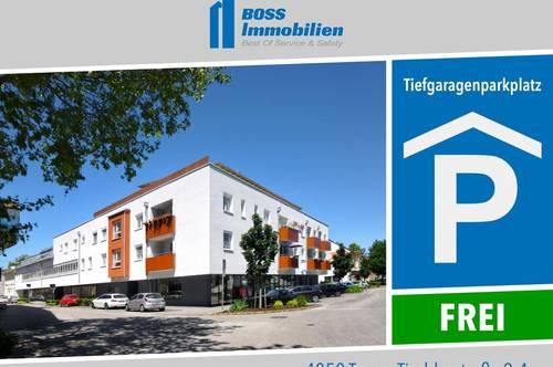 Tiefgaragenplätze   Tischlerstraße 2-4, 4050 Traun